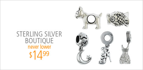 Sterling silver necklaces $39.99 never lower