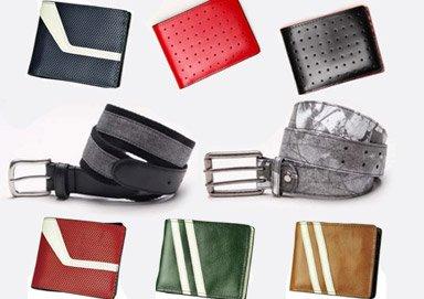 Shop Bold Belts & Distinctive Wallets