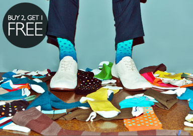 Shop The Basics: Socks