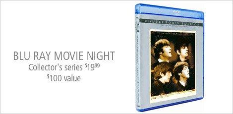 Blue Ray Movie Night