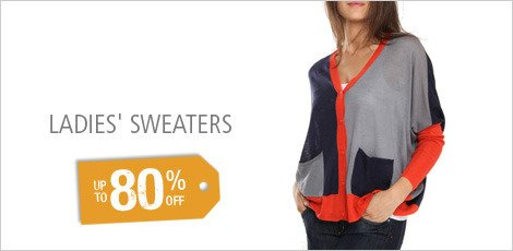 Designer Ladies' Sweaters