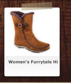 Women's Furrytale Hi