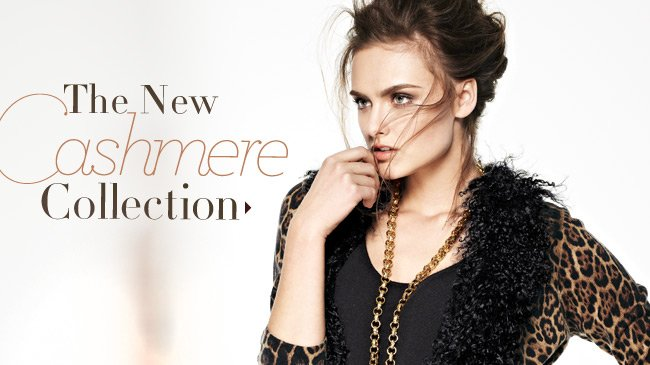 The New Cashmere Collection