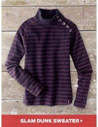 Slam Dunk Sweater >