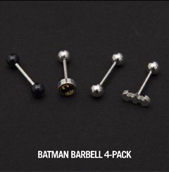 BATMAN BARBELL 4-PACK