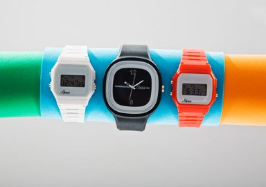 Shop New Rubber Watches by Steez