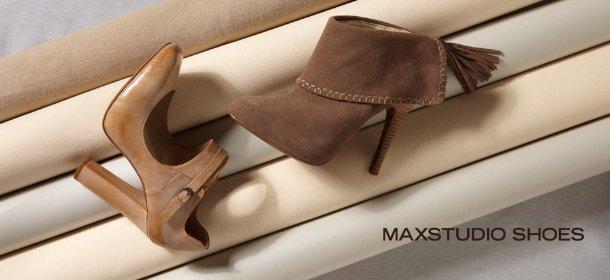 MAX STUDIO SHOES, Event Ends September 12, 9:00 AM PT >