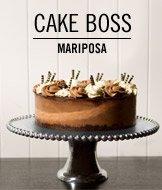 Cake Boss. Mariposa.
