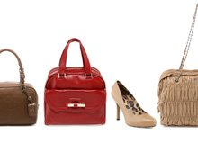 Fall Head Over Heels Luxe Handbags & Shoes