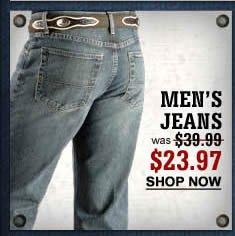 Men's Jeans $23.97