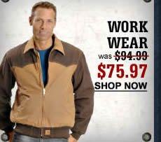Work Wear $75.97