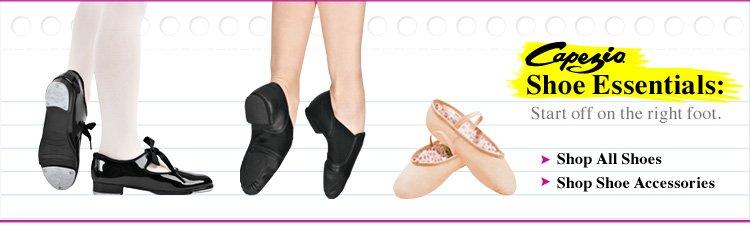 Capezio Shoe Essentials