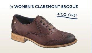 Women's Claremont Brogue