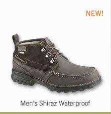 Men's Shiraz Waterproof