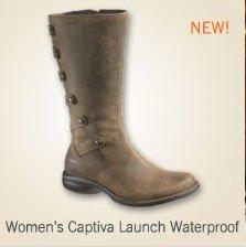 Women's Captiva Launch Waterproof