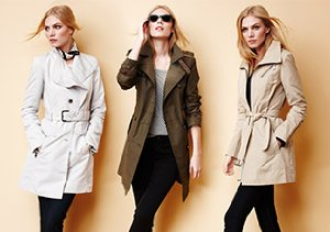Fall Style: The Trench Coat