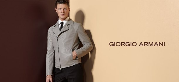 GIORGIO ARMANI, Event Ends September 15, 9:00 AM PT >
