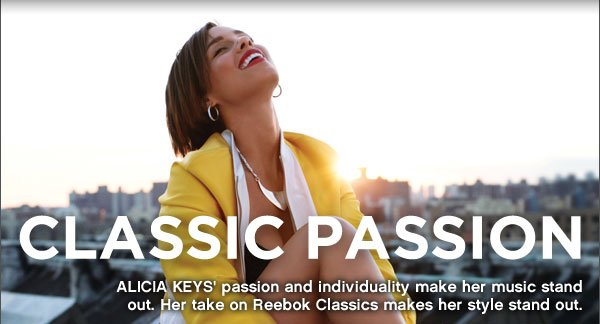Classic Passion | Alicia Keys' passion and individuality make her music stand out.