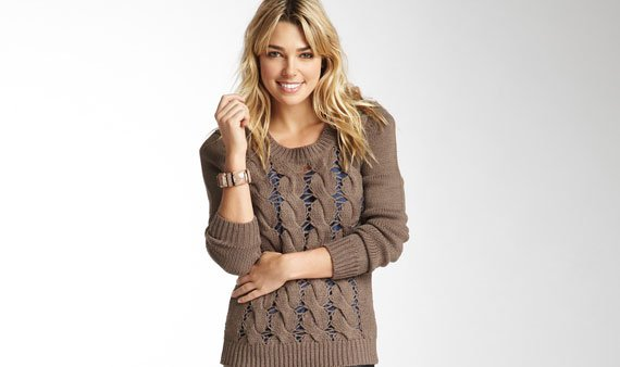 Warm Up: Sweaters & Cardigans   -- Visit Event