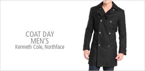 Coat Day Men's