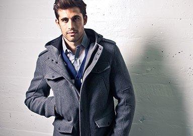 Shop Sophisticated Coats by Black Rivet