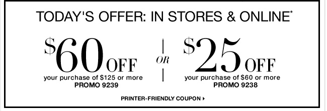 Today Only! Save with this in-store and online coupon! Shop now