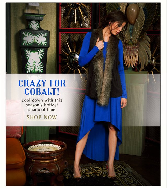 crazy for cobalt