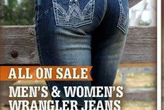 Wrangler On Sale