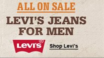 All Levi's on Sale