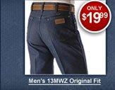 Men's Wrangler Rigid Jeans 13MWZ
