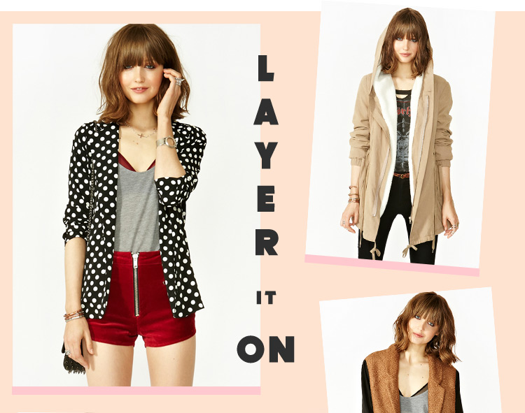 Layer It On