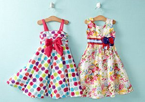Girls Dresses Featuring Bonny Billy, Rose Kelly & di Vani