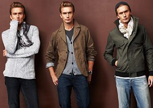 Fall Style: Layering Pieces