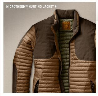 MicroTherm™ Featherweight Hunting Jacket
