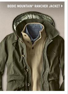 Bodie Mountain Ranger Jacket
