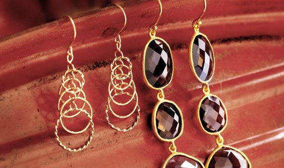 Everyday Earrings  -- Visit Event