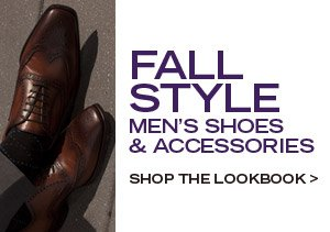 THE GENTLEMAN'S GUIDE TO FALL ACCESSORIES