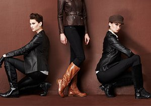 Fall Style: The Riding Boot