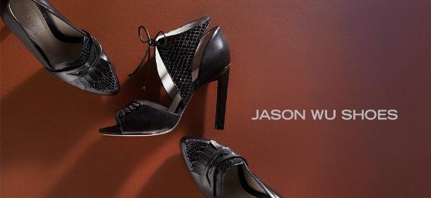 JASON WU SHOES, Event Ends September 17, 9:00 AM PT >
