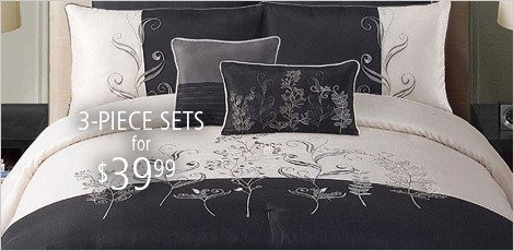 3-Piece Sets for $39.99