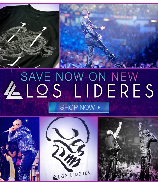 Save On New Los Lideres