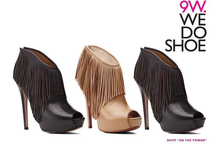Click here to shop On the Fringe