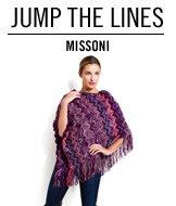 Jump the Lines. Missoni.