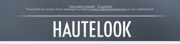 HauteLook Men