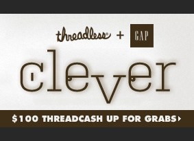 Score clever designs for $100 threadcash