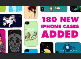 180 new iPhone cases just added