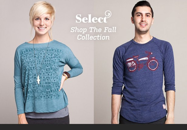 Select - Shop the Fall Collection