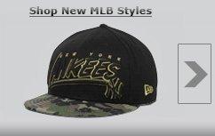 Shop New MLB Styles