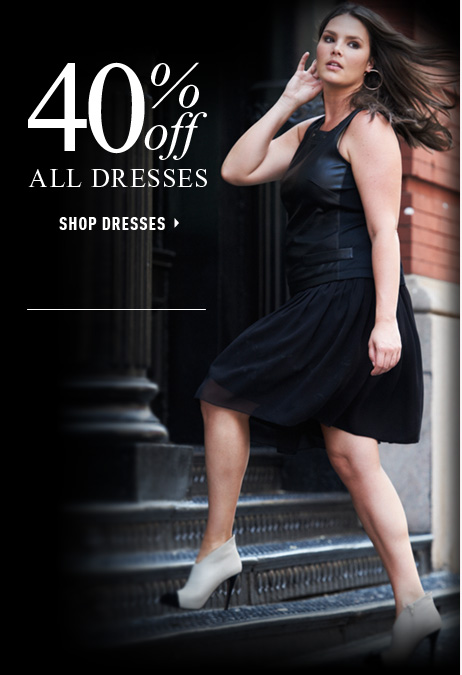 40% OFF All Dresses