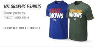 NIKE GRAPHIC T-SHIRTS | Team pride to match your style | SHOP THE COLLECTION